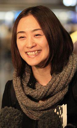 上村愛子さん私服の様子