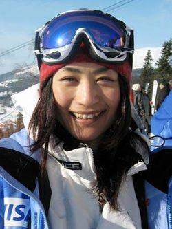 上村愛子さん写真