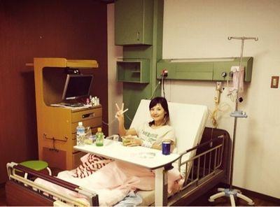 入院当初の藤崎奈々子さんの様子