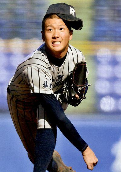 平沼翔太投手の写真
