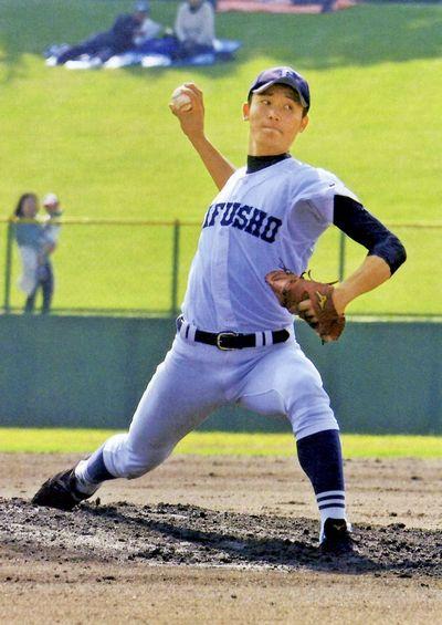 高橋純平投手の写真