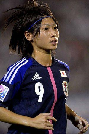 なでしこジャパンでの田中陽子選手
