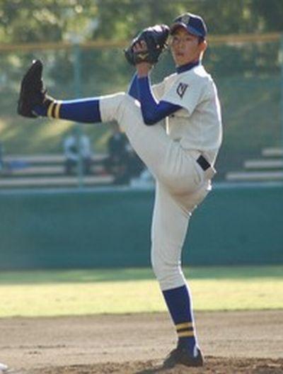 坂口大誠投手の写真