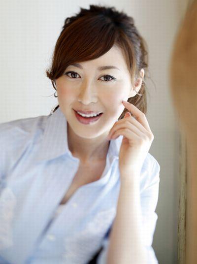 青山さんが過去に付き合っていたCCガールズの森洋子さんの写真