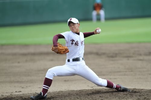 鈴木昭汰投手の写真