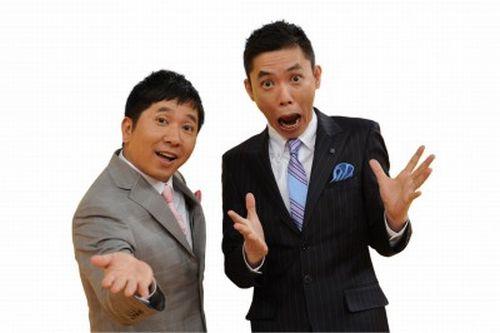 爆笑問題の2人の写真