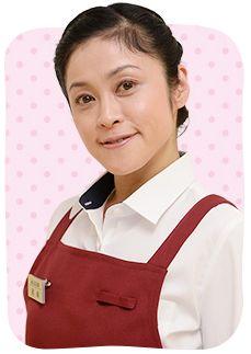 尾崎志保を演じる濱田マリさん