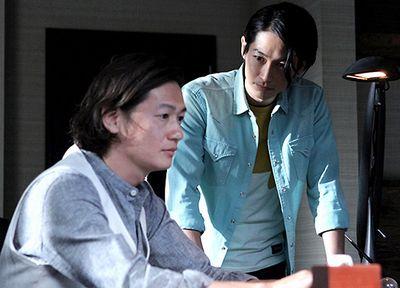 探偵の探偵で桐嶋颯太役を演じるディーンフジオカさん