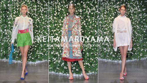 Keita Maruyamaブランドのかわいい洋服