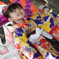 あさの子供時代を演じる鈴木梨央ちゃんの画像