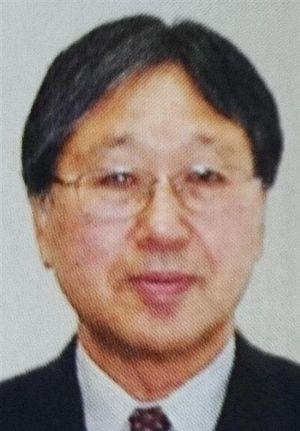 青柳幸一教授の画像