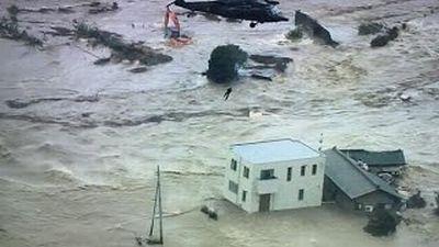 関東豪雨で流されなかった旭化成のヘーベルハウス