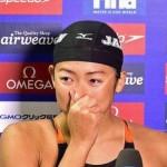 池江璃花子選手の写真