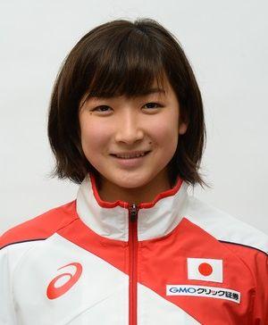 池江璃花子選手のプロフィール写真