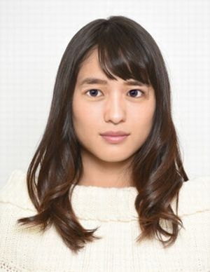 瀬田ジュンの目を志尊淳さんにしてみた写真