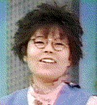 小柳みゆきさんの当時の写真