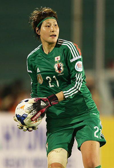 山根恵里奈選手の写真