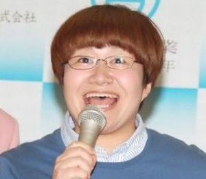 近藤春菜のマッシュルームみたいな髪型