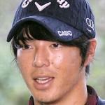 石川遼選手の写真
