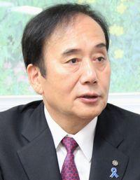 上田清司埼玉県知事プロフィール写真