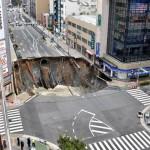 博多駅陥没の原因や被害状況は?地下鉄工事が影響か?