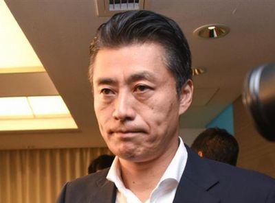 細野豪志プロフィール写真